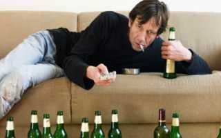 Сколько лет живут алкоголики мужчины если пьют каждый день