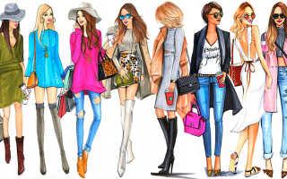 Какая одежда нравится парням на девушках подростках