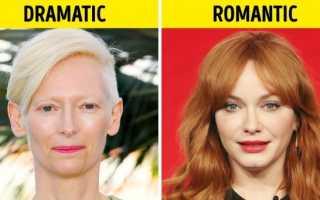 Какая бывает внешность у девушки