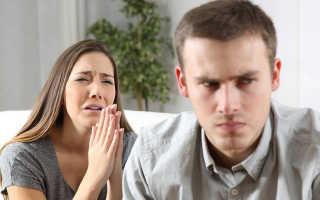 Как мужчина скорпион мирится с женщиной после ссоры