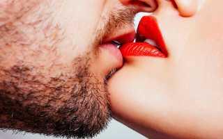 Что нравится мужчинам во время поцелуя